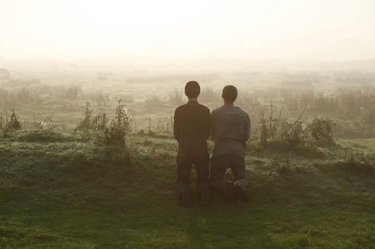 """Reż. Bruno Dumont """"Poza szatanem"""", 2011 - kadr z filmu, materiał udostępniony przez organizatra"""