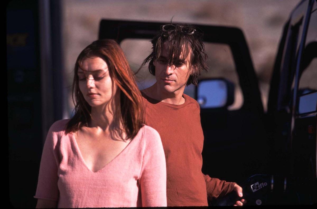 """Reż. Bruno Dumont """"Twentynine Palms"""", 2003 - kadr z filmu, materiał udostępniony przez organizatora"""