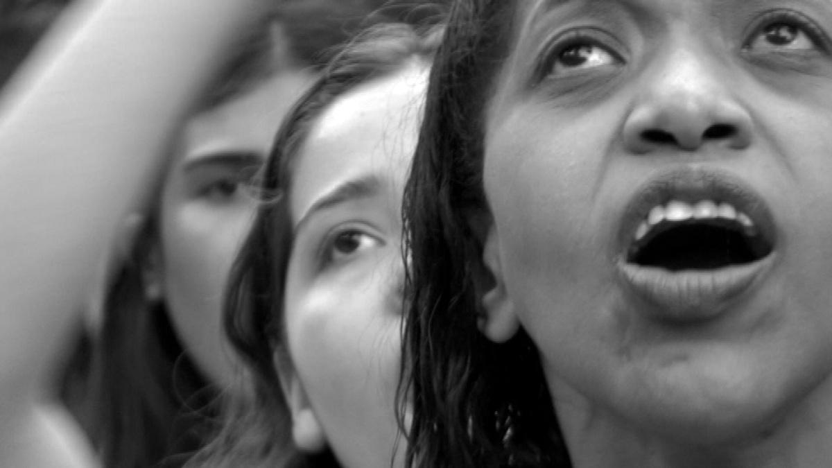 """Reż. Jose Luis Guerin """"Gość"""", 2011 - kadr z filmu, materiał udostępniony przez organizatora"""