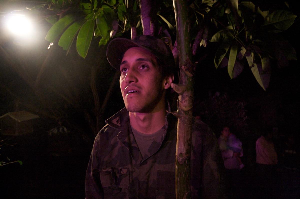 """Reż. Nicolas Pereda """"Lato Goliata"""", 2011 - kadr z filmu, materiał udostępniony przez organizatora"""
