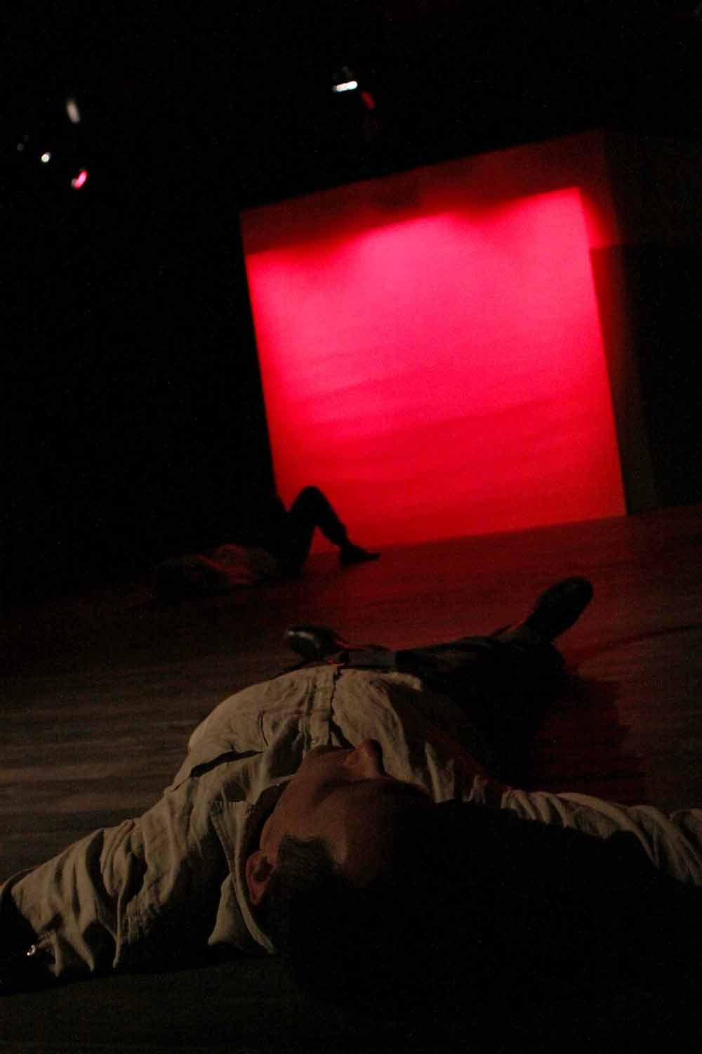 Red, Maybe Theatre Company fot. Piotr Sawicki