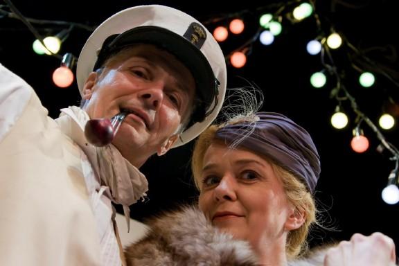 """Teatr Bez Sceny """"Oskar i Ruth"""", materiał udostępniony przez organizatora"""