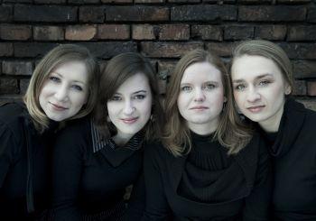 Zespół Vistula String Quartet, materiał udostępniony przez organizatora