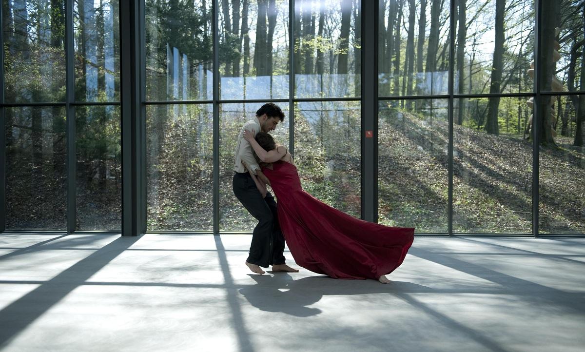 """Reż. Wim Wenders """"Pina"""", 2011 - kadr z filmu, materiał udostępniony przez organizatora"""