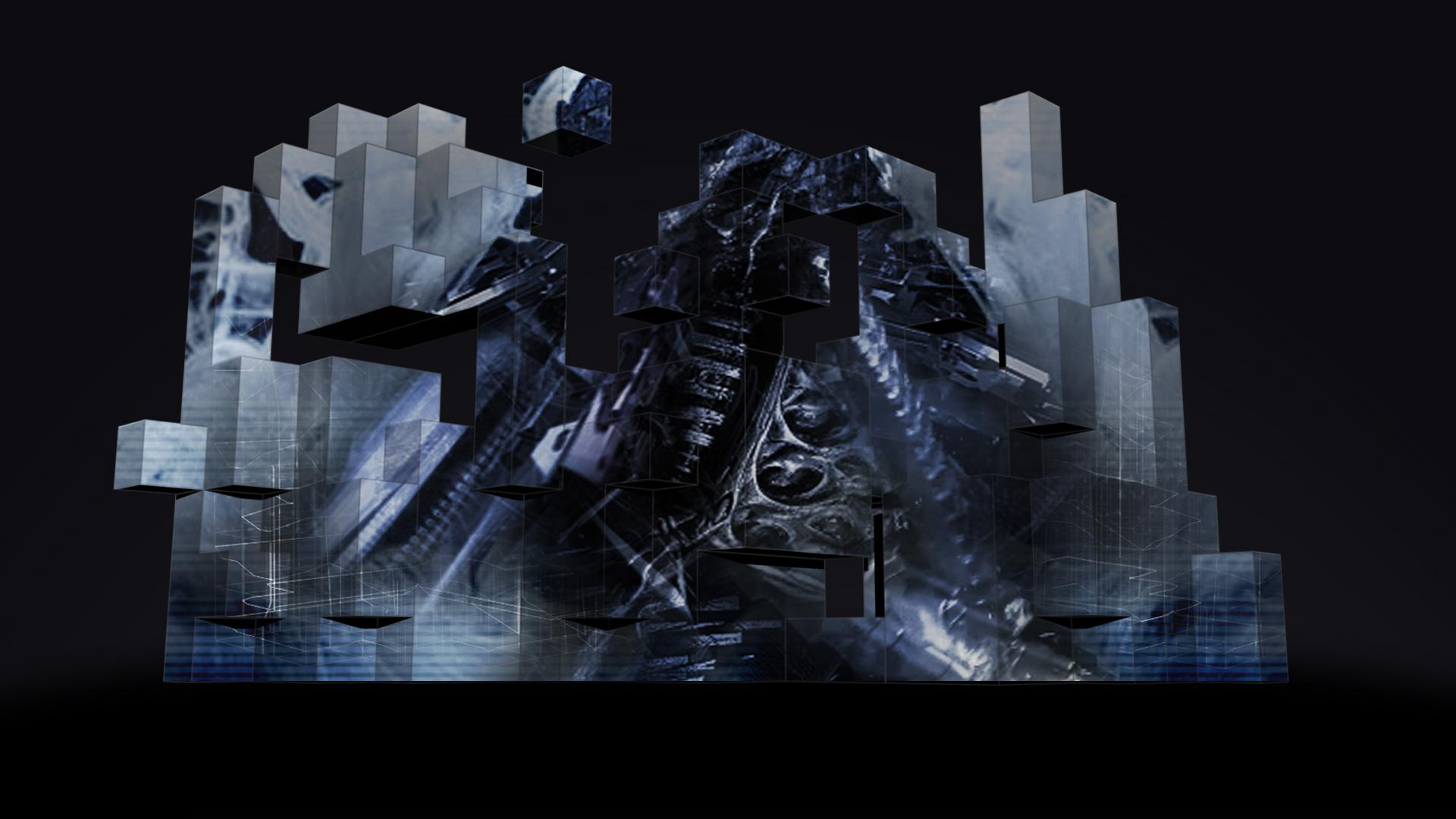 Amon Tobin. Materiały udostępnione przez organizatora