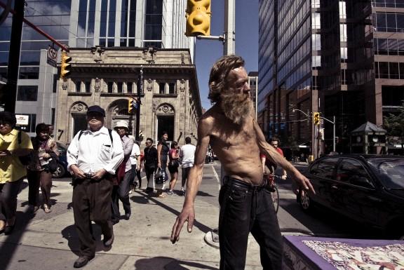 """Bartosz Mateńko """"Street of Canada"""" (zdjęcie z materiałów organizatora)"""