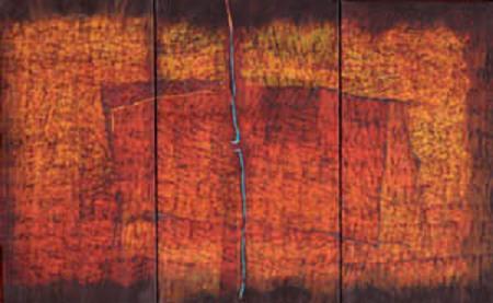 Nagroda Stowarzyszenia Promocji Artystów Wybrzeża Era Art 2009: Joachim Blank, The roof (zdjęcie pochodzi z materiałów udostępnionych przez organizatora)