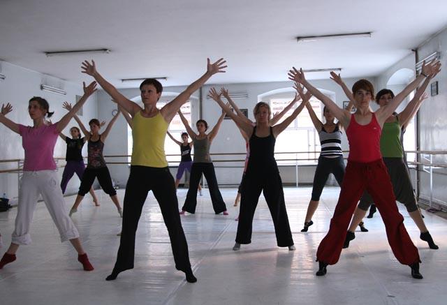 Dancing Poznań - Międzynarodowe Warsztaty Tańca Współczesnego, fot. B. Cieniawa