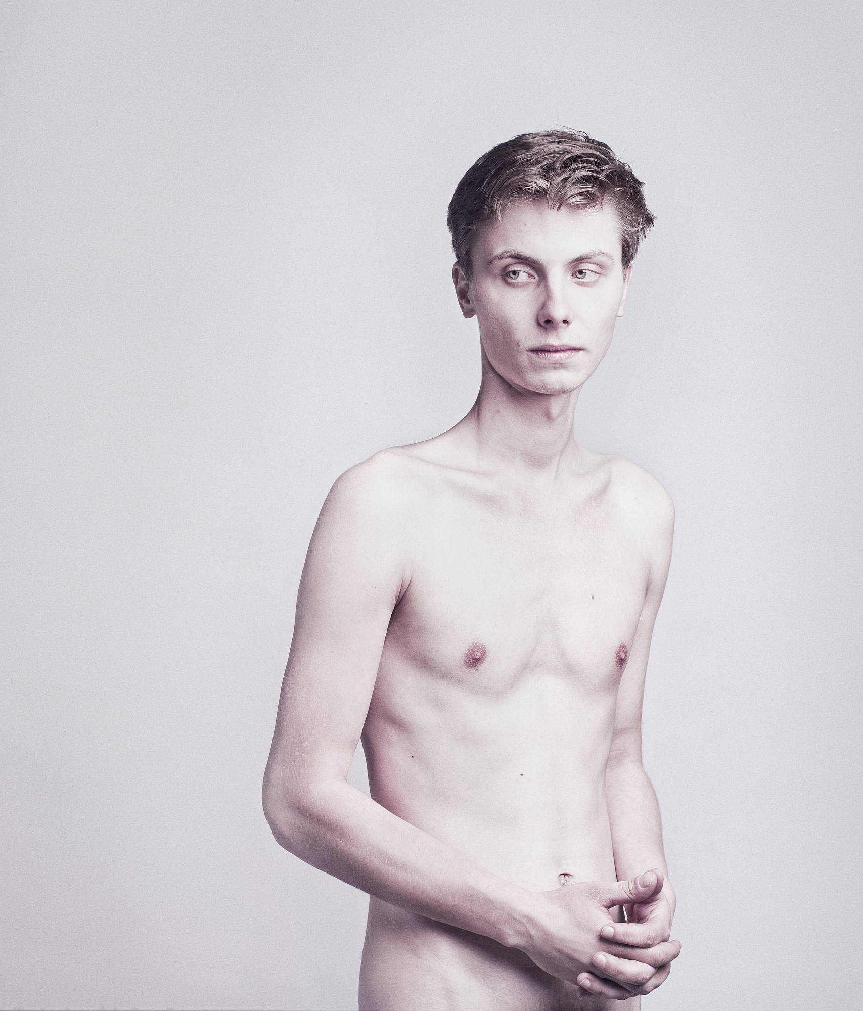 """Dominik Tarabański """"Size 36"""" (zdjęcie z materiałów organizatora)"""