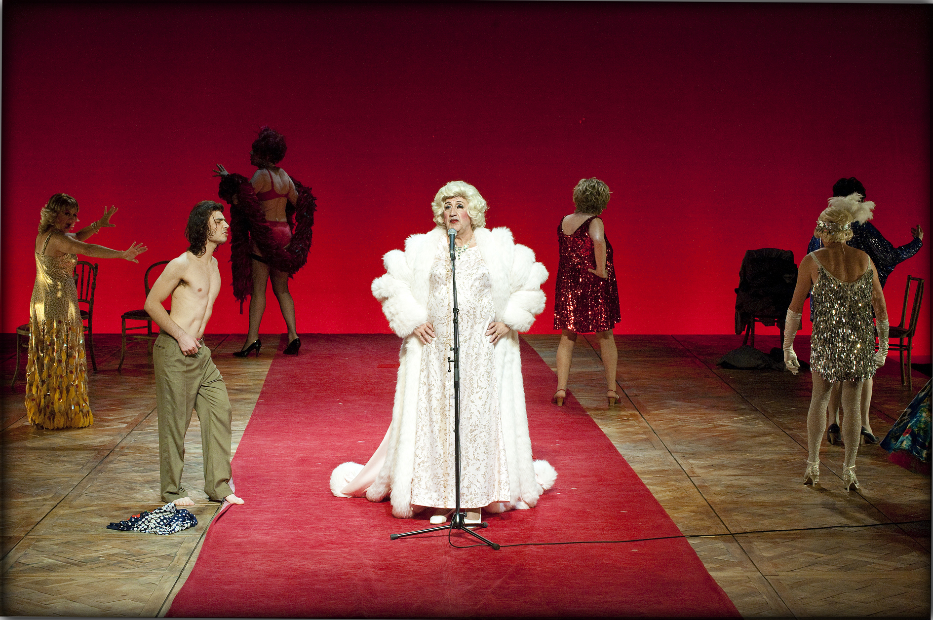 Gardenia, reż. Alain Platel (fot. Luk Monsaert)