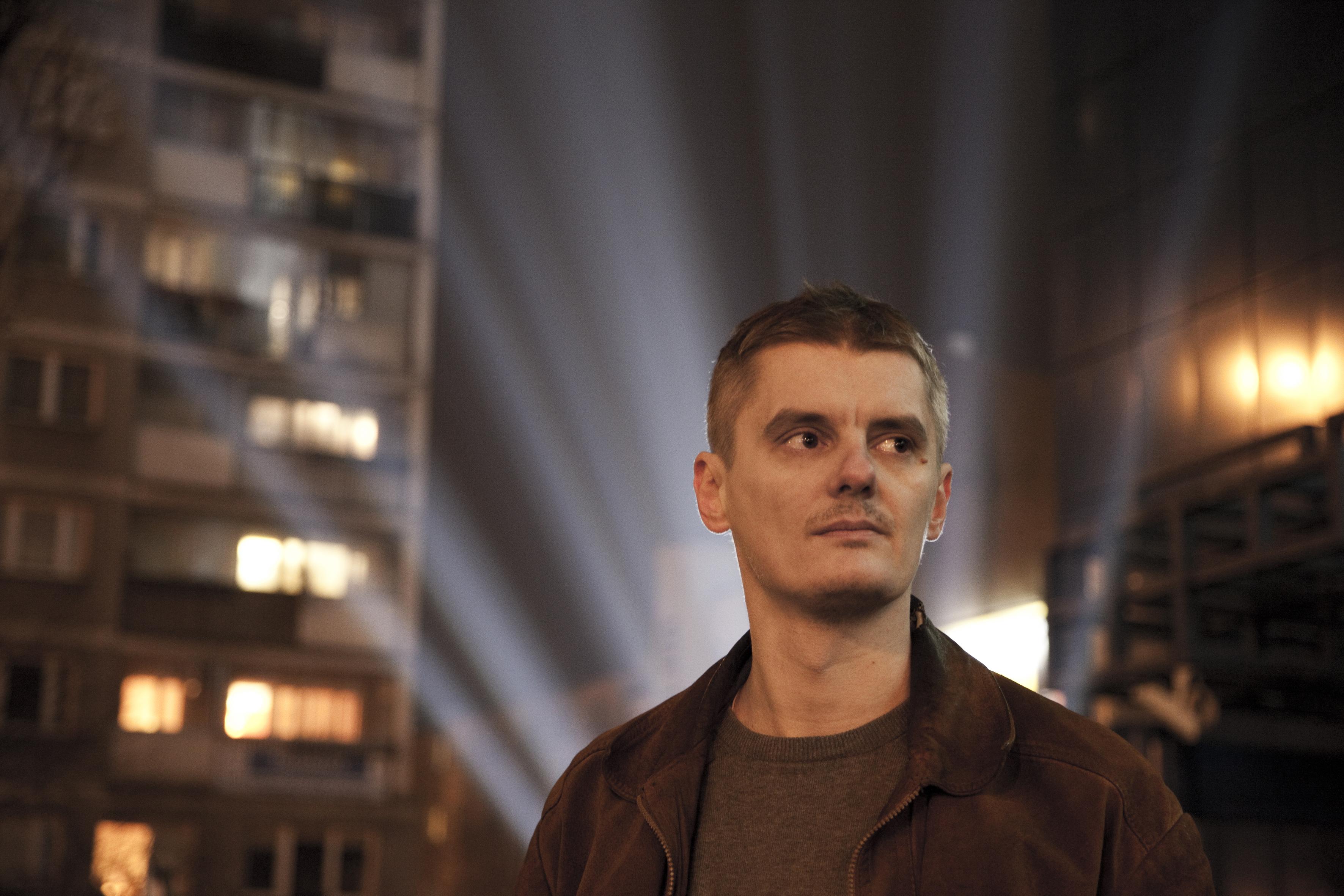 Jacek Sienkiewicz, fot. Szymon Rogiński. Materiały udostępnione przez organizatora