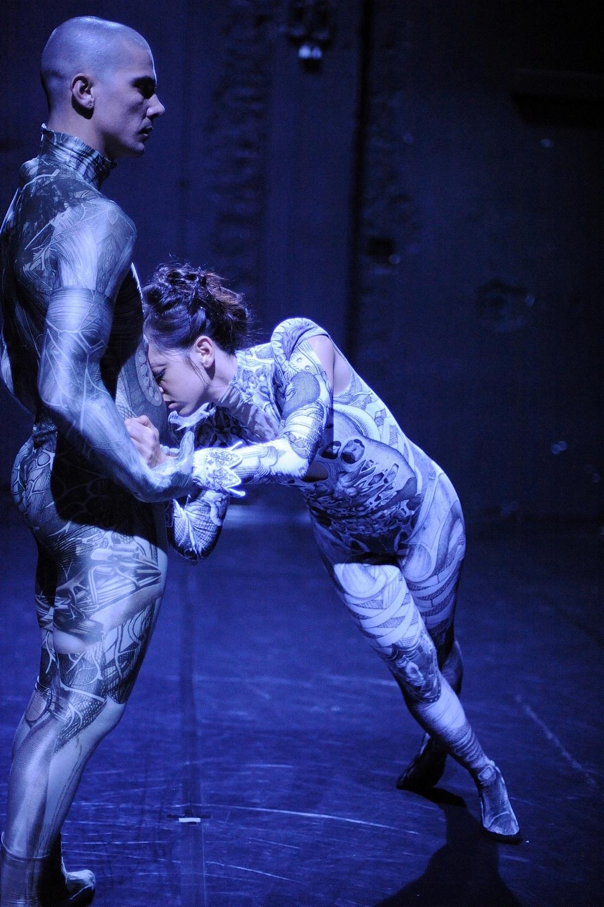 Międzynarodowy Festiwal Teatrów Tańca - Maria Kong Dancers Company - Izrael