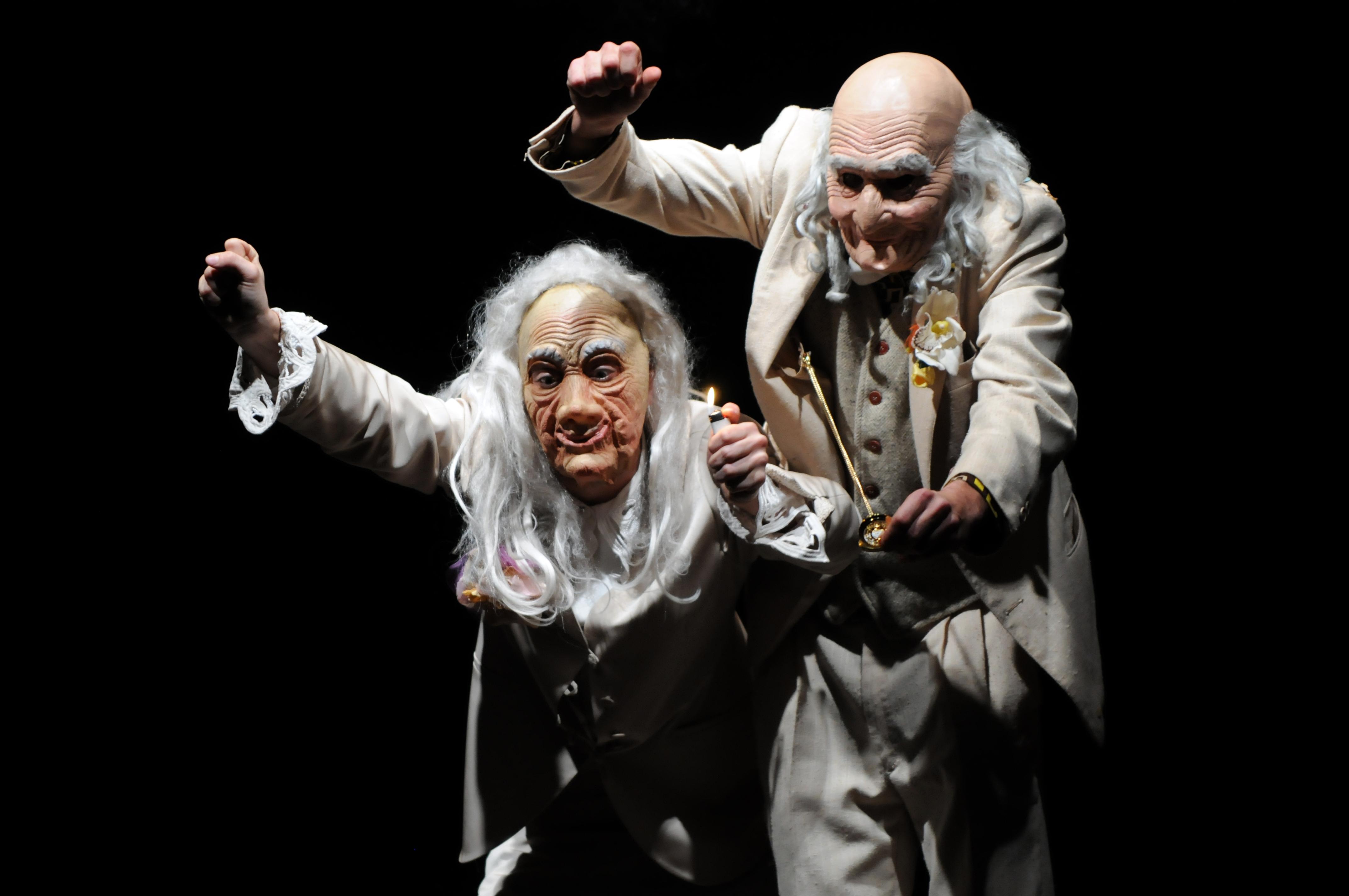 Tancerze, reż. Emma Dante (fot. Archiwum Festiwalu)
