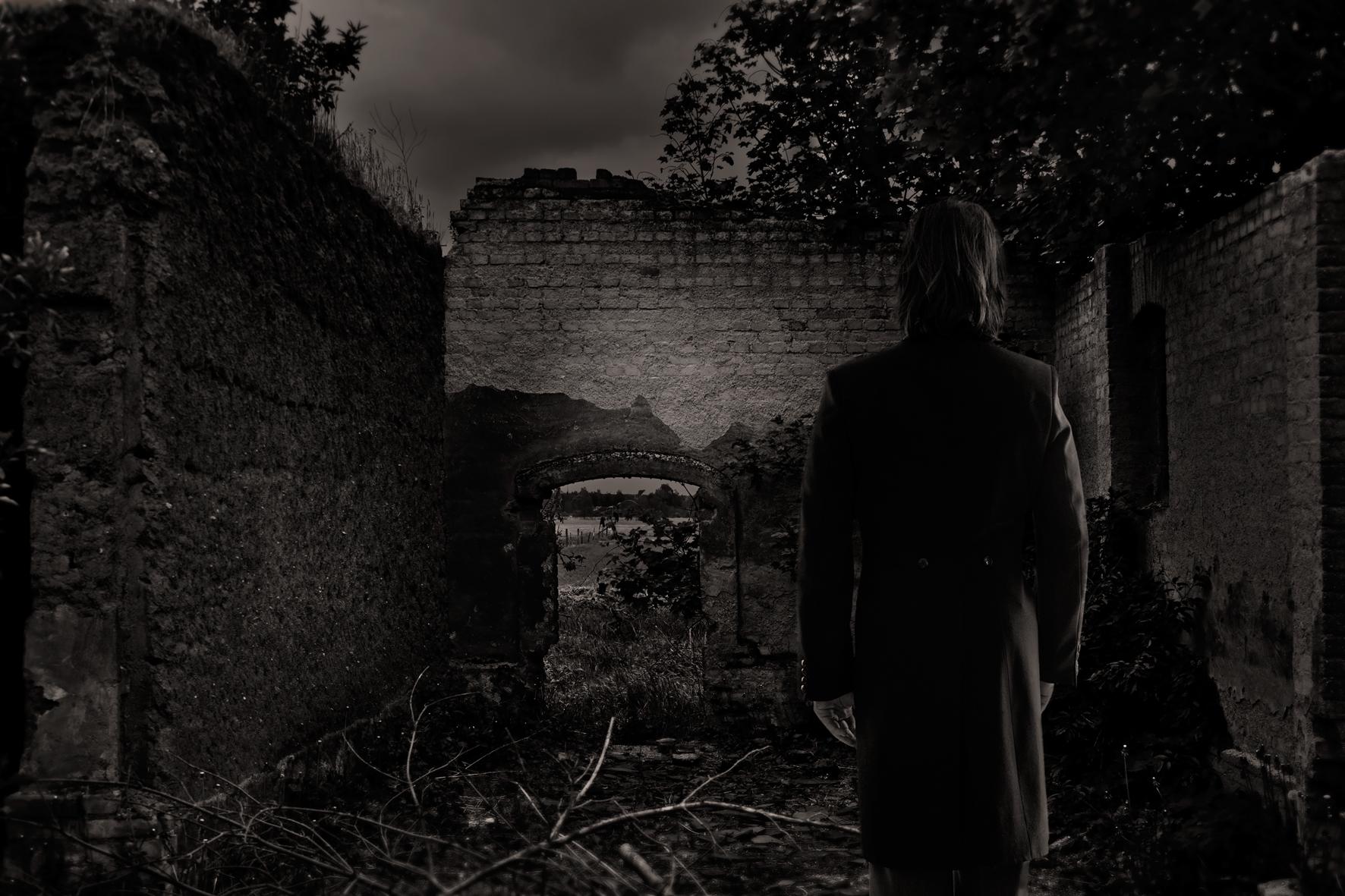 """Grzegorz Jarmocewicz - wystawa """"Marginesy historii"""" (zdjęcie udostępnione przez organizatora)"""