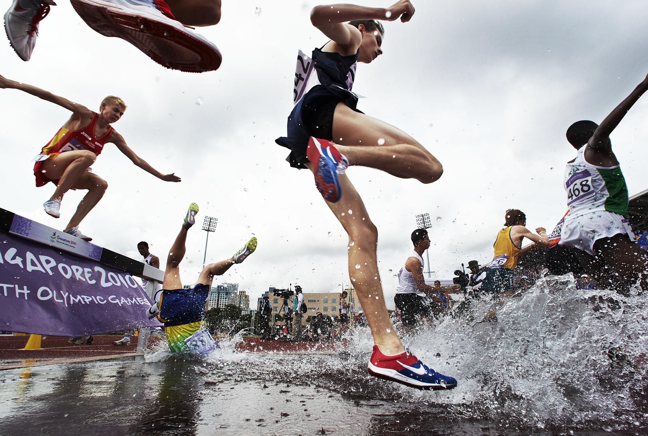 1. nagroda w kategorii Sport - reportaż: Adam Pretty, Australia, Getty Images,