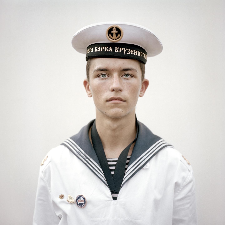 2. nagroda w kategorii Portrety - zdjęcie pojedyncze: Joost van den Broek, Holandia, de Volkskrant , Kirył Lewerski, kadet rosyjskiego żaglowca Kruzenshtern