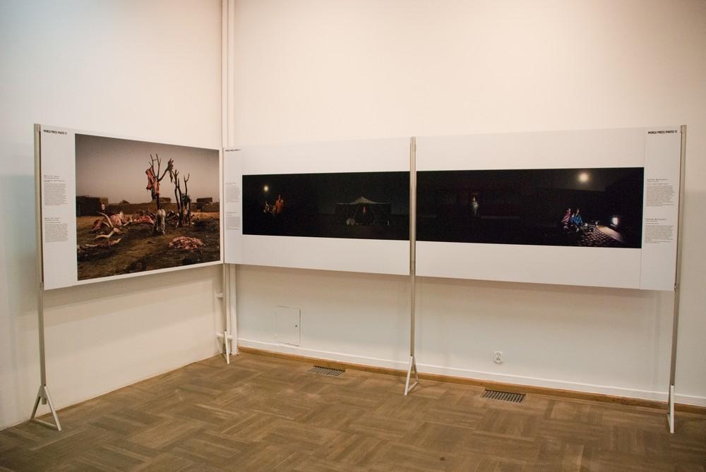 Wystawa World Press Photo 11, Bunkier sztuki w Krakowie, fot. Zofia Waligóra