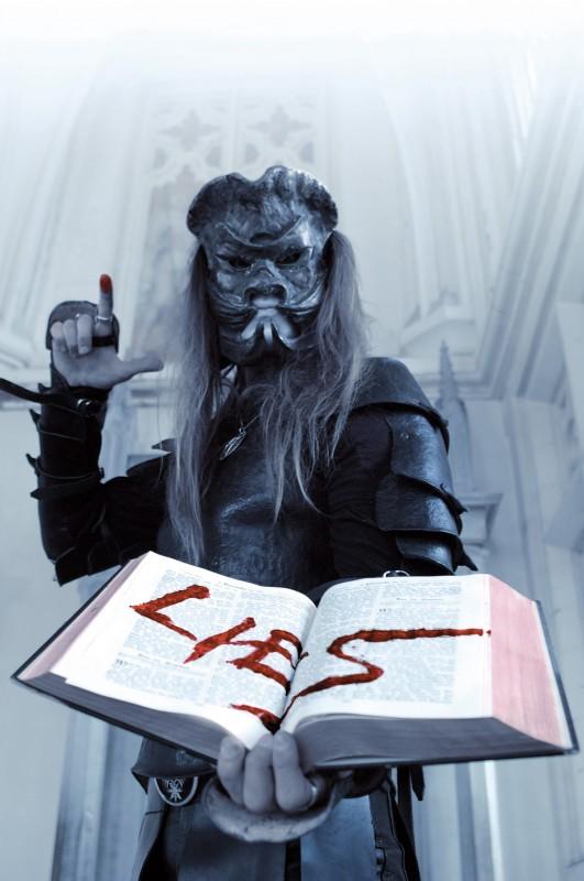 Behemoth (źródło: materiał prasowy CSW Znaki Czasu)
