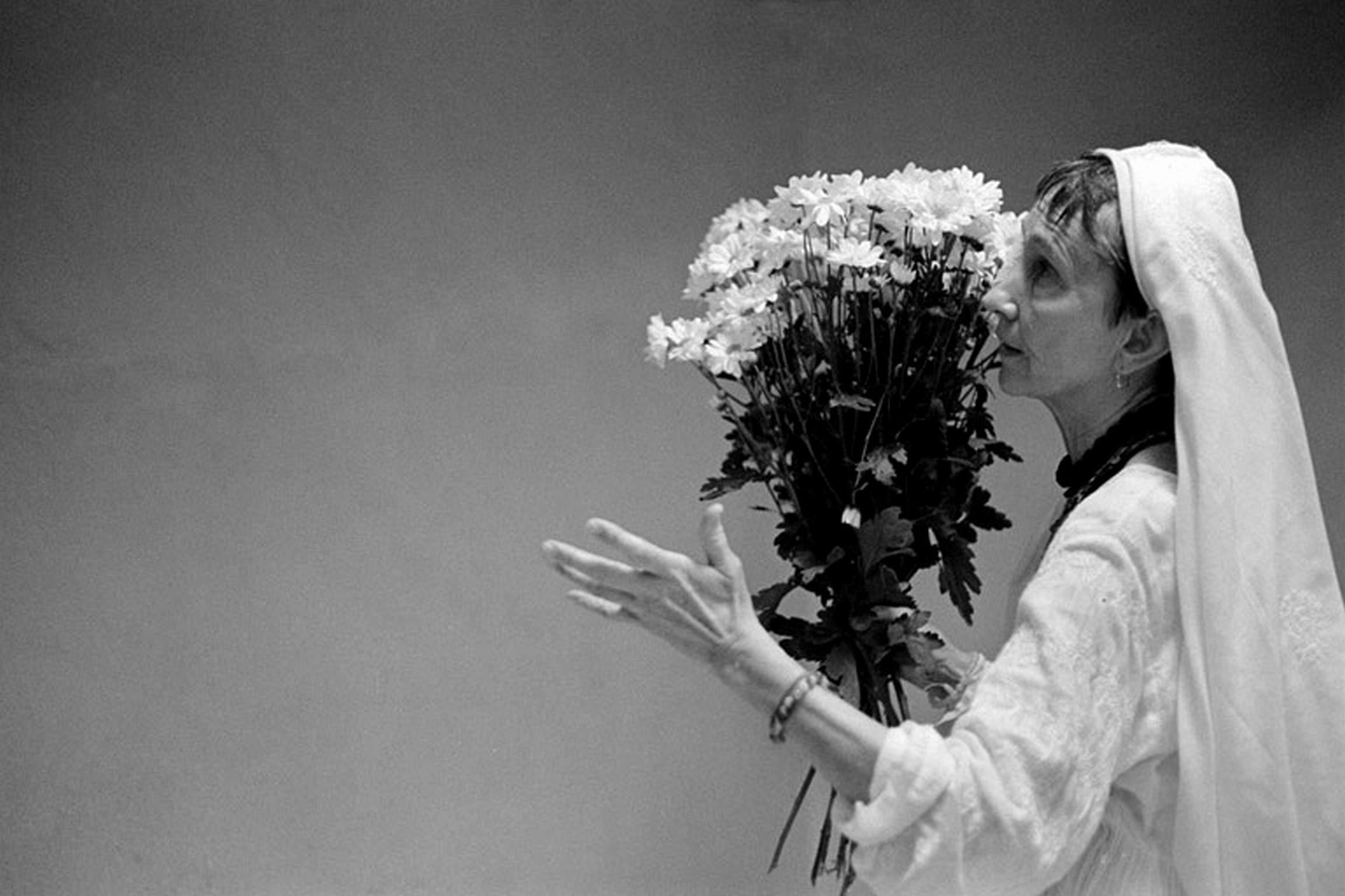 Fot. Maciej Stawiński, Rena Mirecka, 2003 (zdjęcie pochodzi z materiałów prasowych)