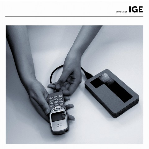Urszula Kowal, IGE – Indywidualny Generator Energii, make me! 2011 (zdjęcie pochodzi z materiałów organizatora)
