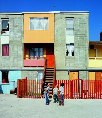 Przekierowanie / Redirection, Quinta Monroy Photo: Cristóbal Palma, courtesy of Elemental