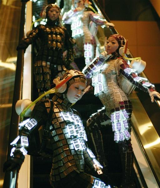 Japanese Perspective Now! – program japoński w ramach WRO 2011 Alternative Now, fot. Takeru Koroda