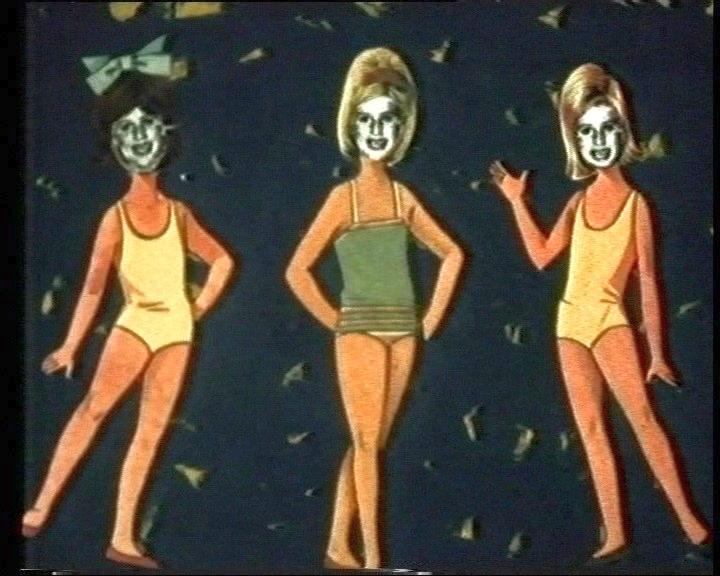 Od ekstazy do zachwytu. 50 lat innego kina hiszpańskiego. Spain Loves You (c) Isabel Herguera, 1988