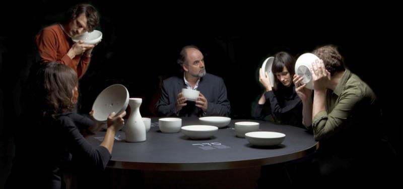 TheGreenEyl – Szepczący Stół, mat. Biennale WRO