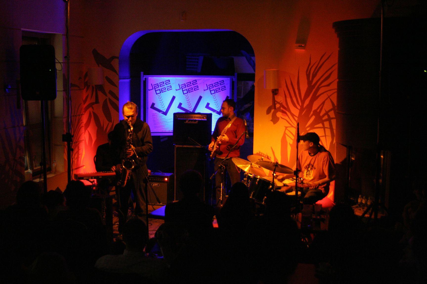 """""""Jazz Bez"""" 2009 (źródło: materiały prasowe organizatora)"""