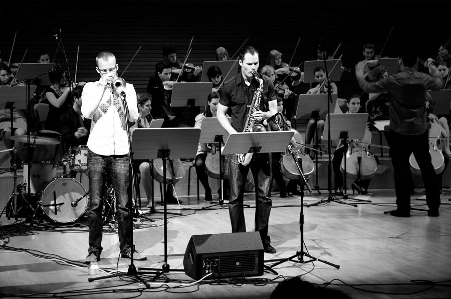 Wierba & Schmidt Quintet (źródło: materiały prasowe ogranizatora)