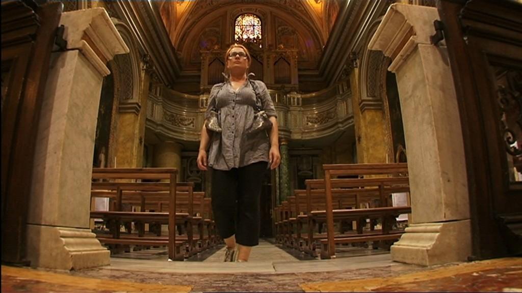 Kinga Araya, Salty Feet: Passeggiate Romane, 2011