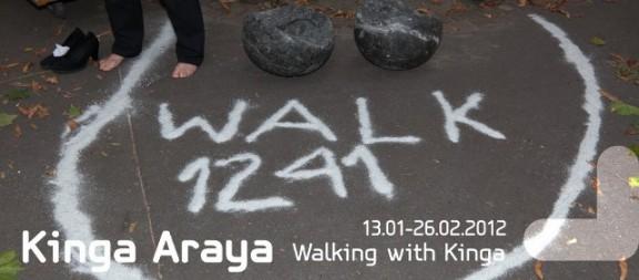 Kinga Araya, Salty Walk, 2011 (źródło: materiał prasowy)