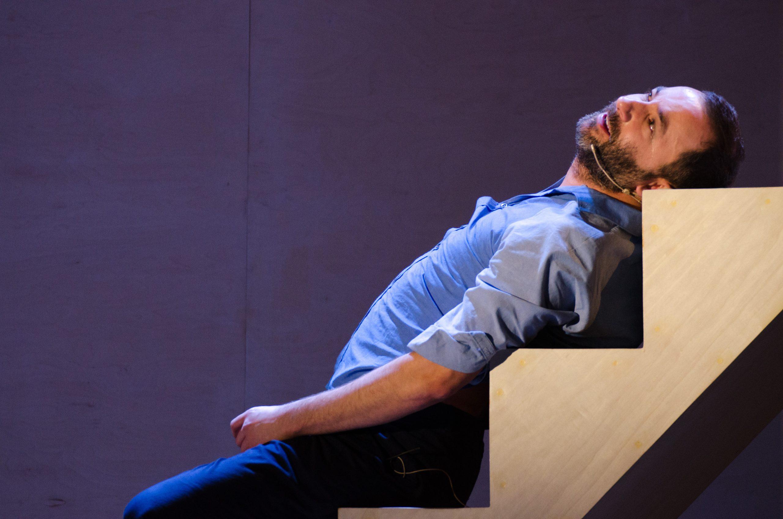 Kordian, reż Szymon Kaczmarek, Stary Teatr Kraków, fot. R. Kornecki