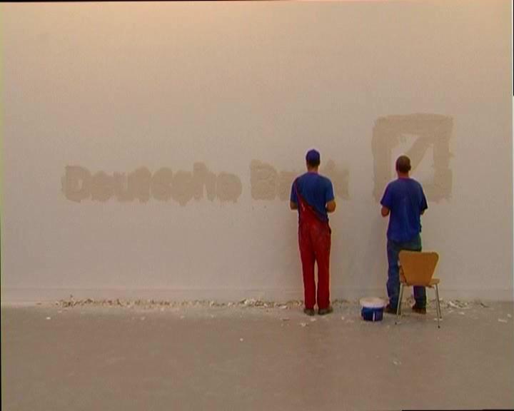 Rafał Jakubowicz, Bez tytułu, 2007, wideo, kolekcja Zachęty Narodowej Galerii Sztuki (źródło: materiały prasowe organizatora)