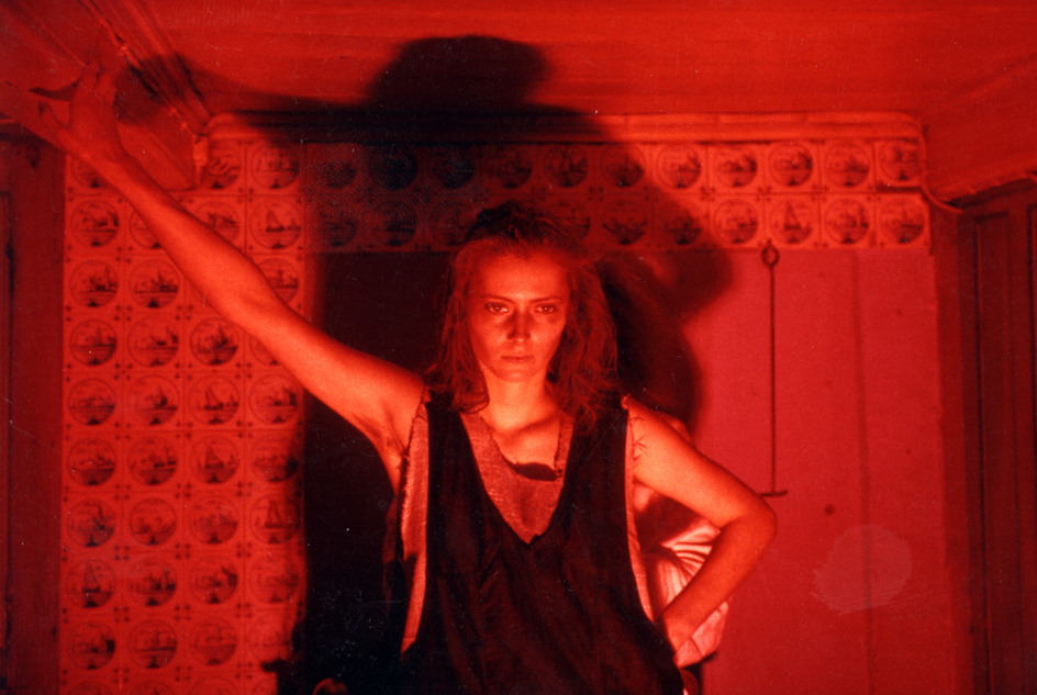 "Christoph Schlingensief, ""Egomania"" © Filmgalerie 451 (źródło: materiały prasowe)"