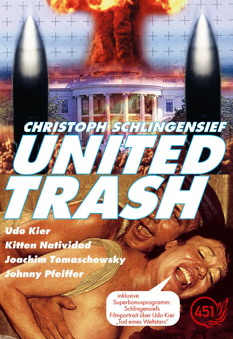 "Christoph Schlingensief, ""United Trash"" © Filmgalerie 451, (źródło: materiały prasowe)"