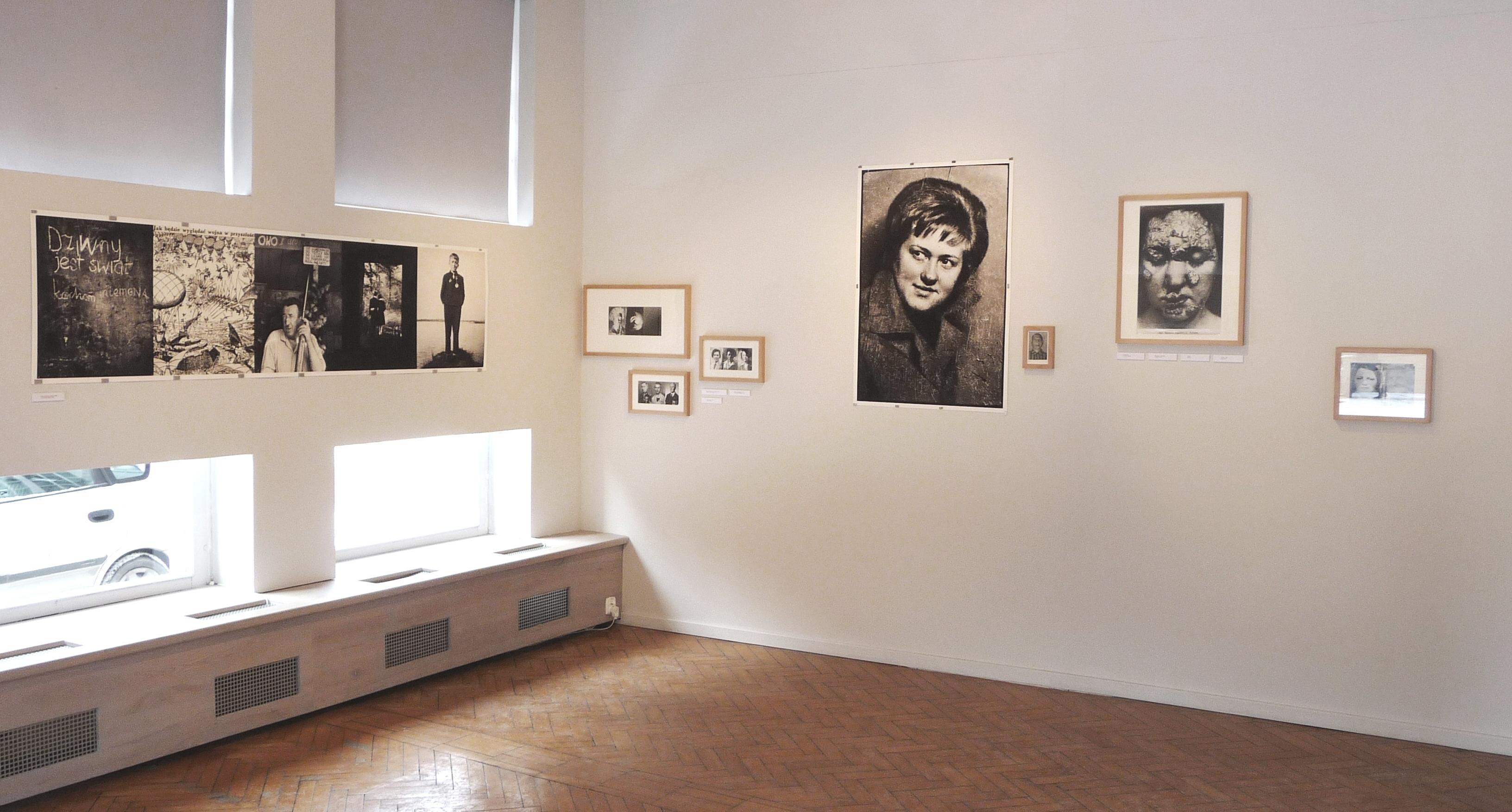 """Jerzy Lewczyński """"Oczyszczenie 1950 - 1990"""" (źródło: materiał prasowy organizatora)"""