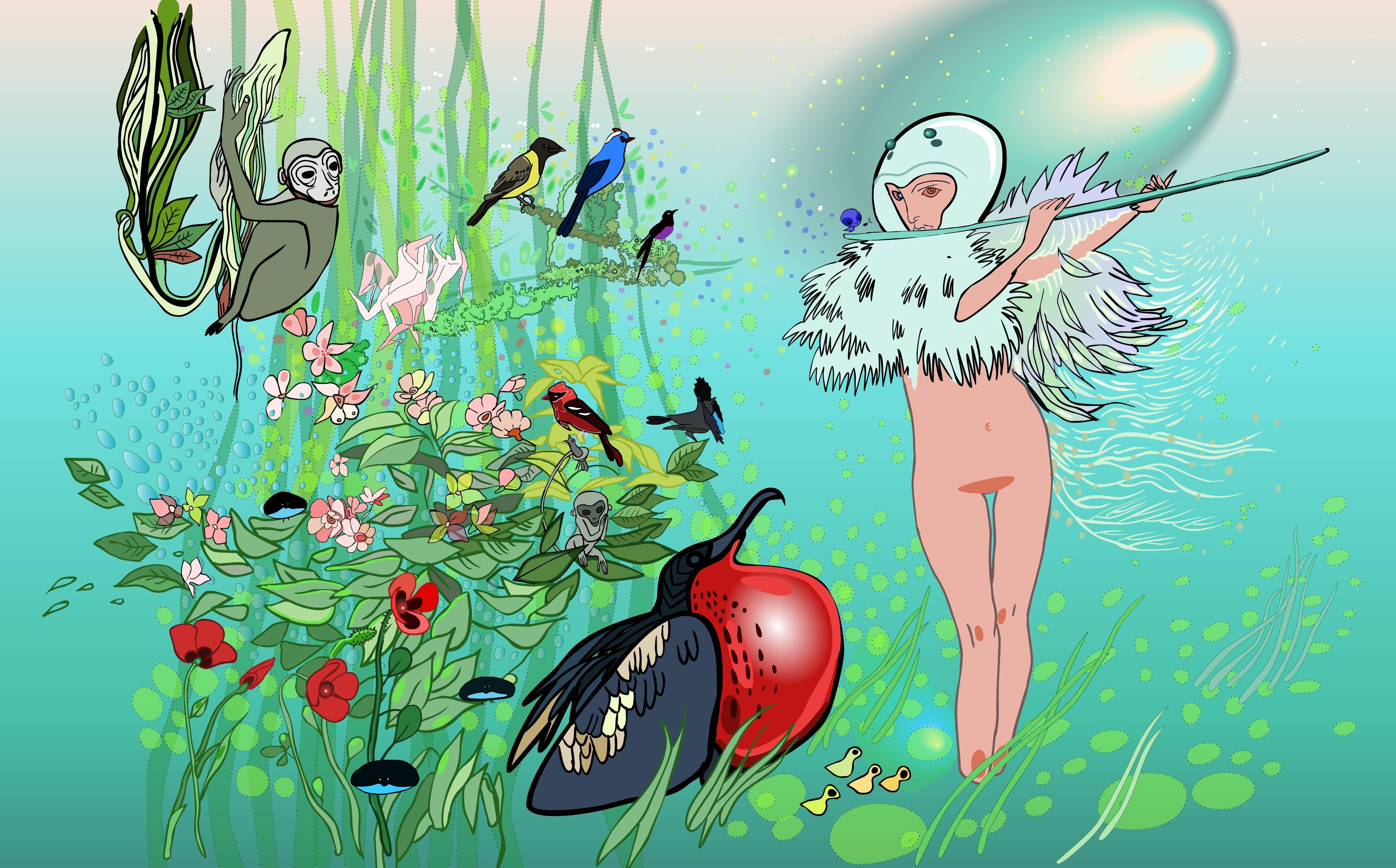 Pinar Yoldas - La sacre du printemps (źródło: materiał prasowy organizatora)
