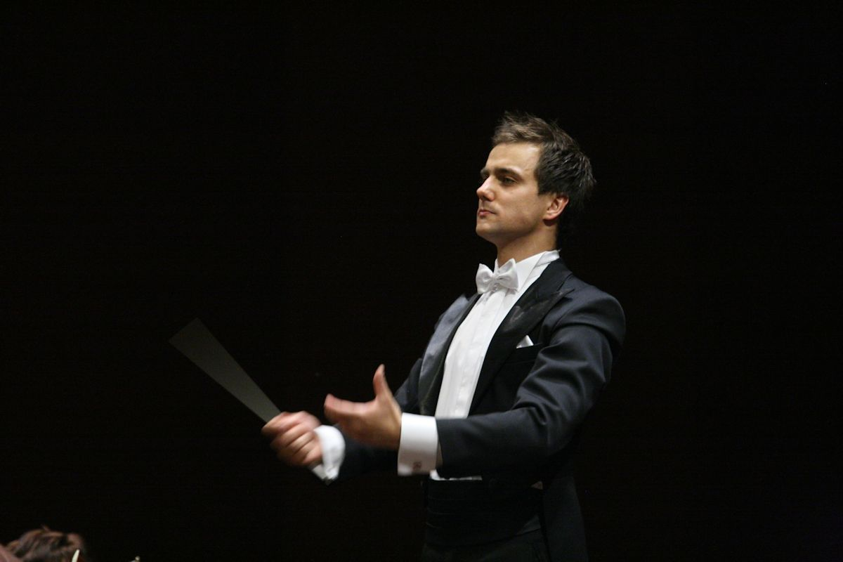 Jakub Chrenowicz, fot. Antoni Hoffmann (źródło: materiał prasowy)