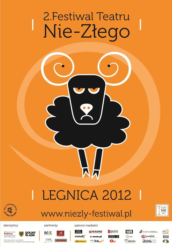 Festiwal Teatru Nie-Złego w Legnicy (źródło: materiały prasowe organizatora)