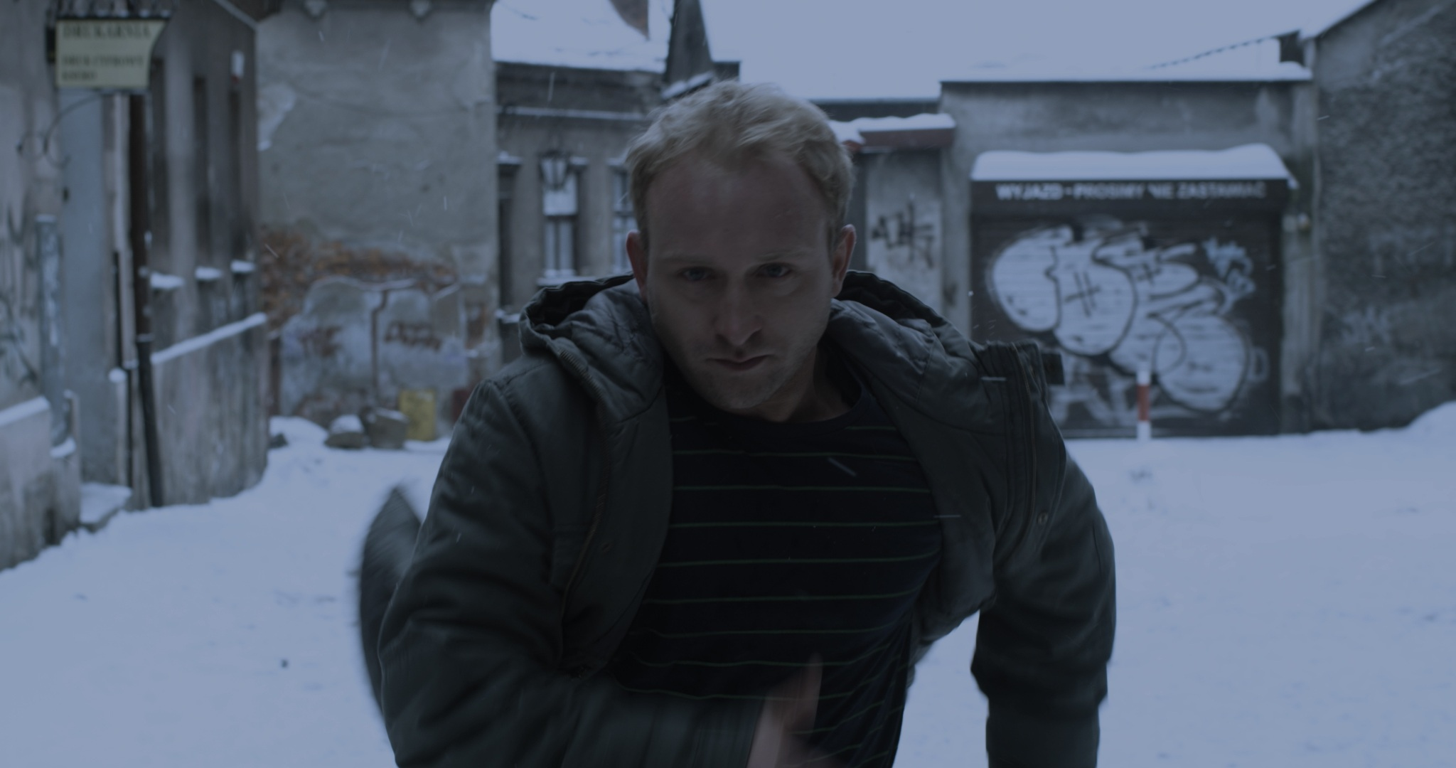"""Kadr z filmu """"Kret"""" (źródło: materiały prasowe)"""