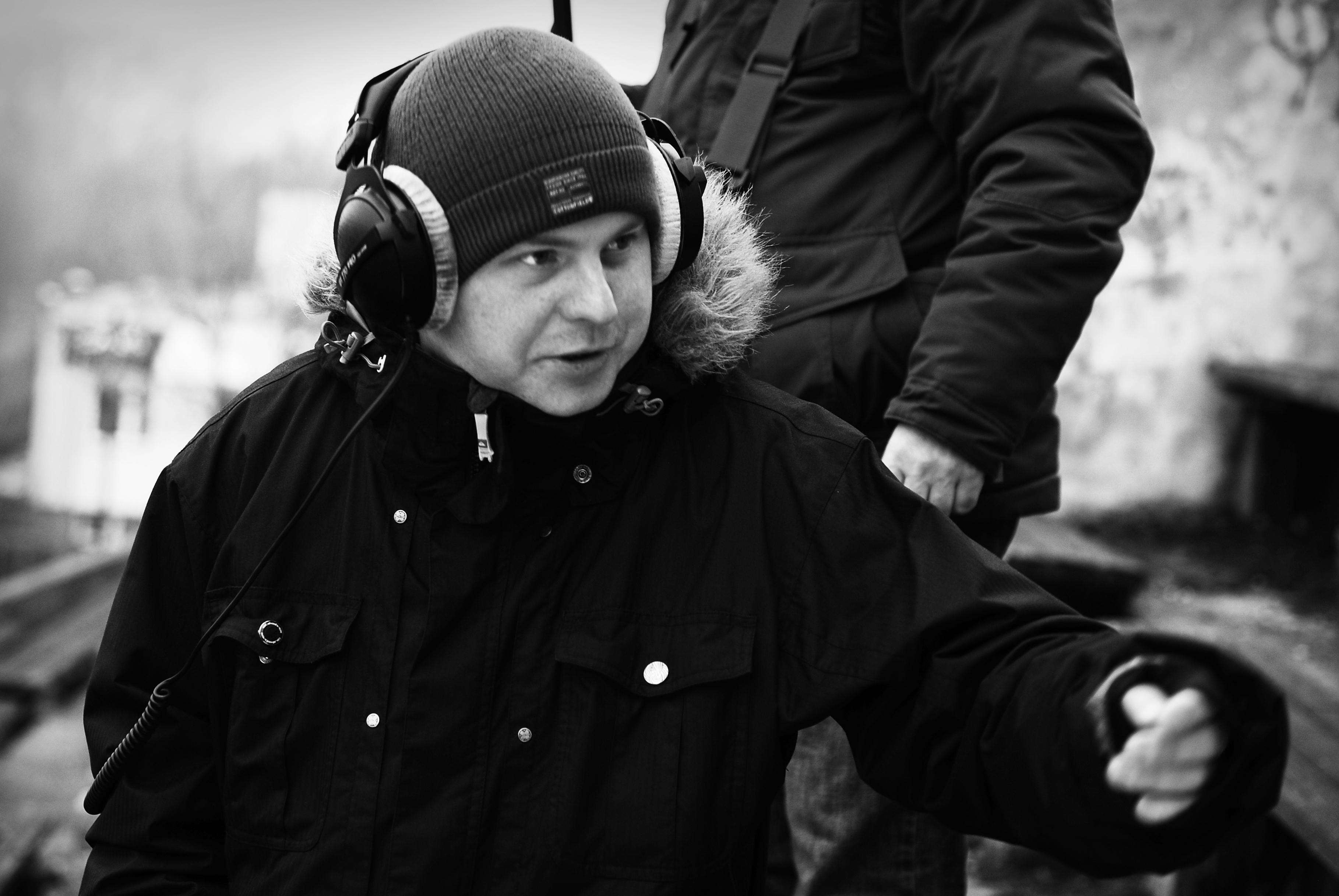 Reżyser Michał Tkaczyński (źródło: materiały prasowe)