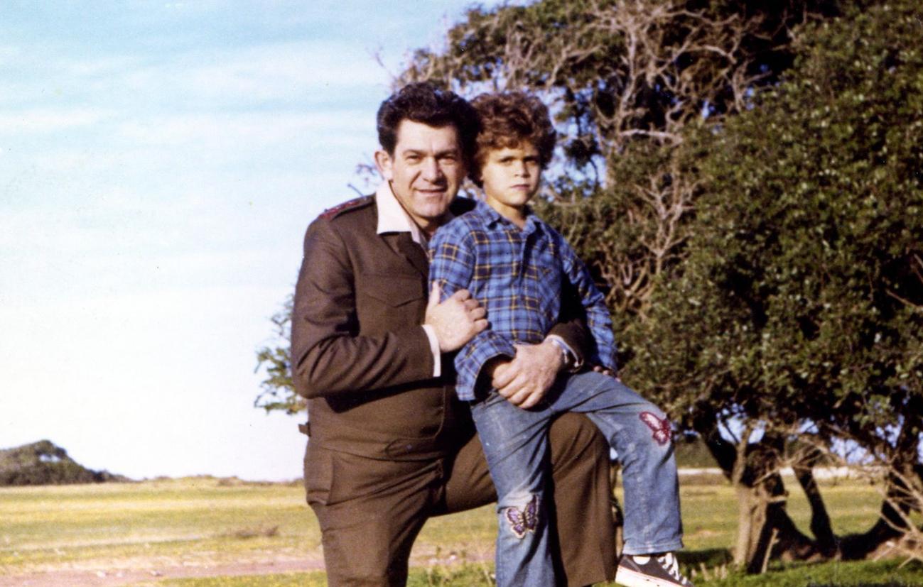 """Kadr z filmu """"Missing Father"""" (źródło: materiały prasowe)"""