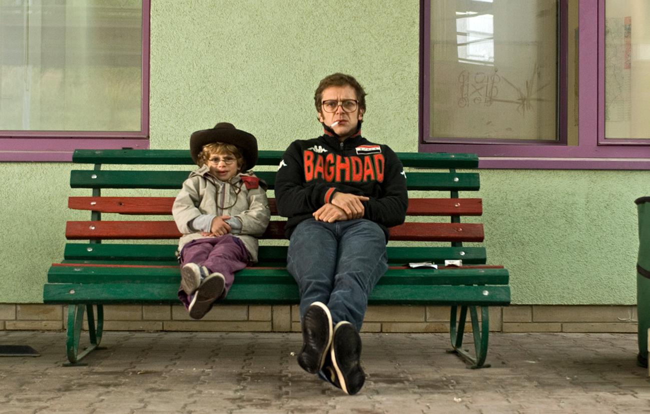 """Kadr z filmu """"Simon Koniarski"""" (źródło: materiały prasowe)"""