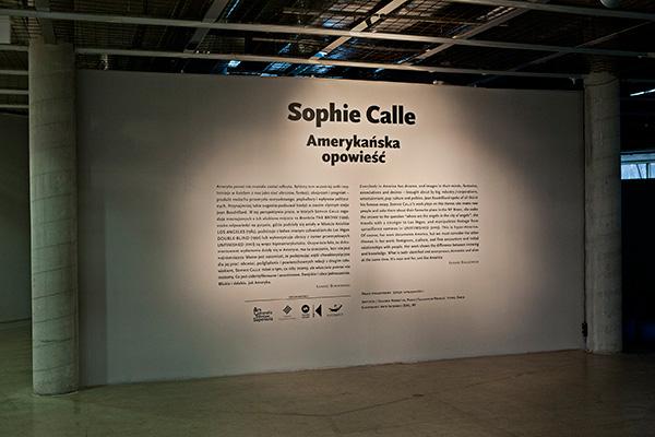 """""""Amerykańska opowieść"""", Sophie Calle (źródło: materiał prasowy)"""