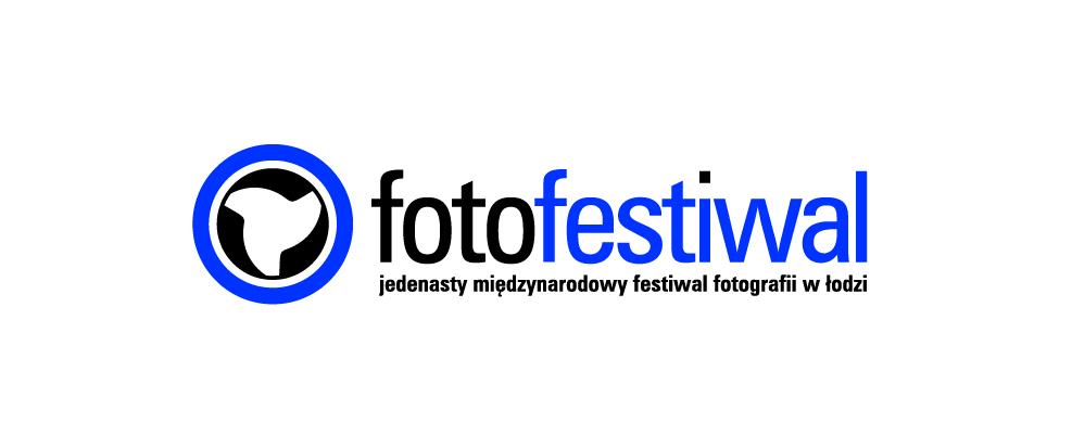Fotofestiwal w Łodzi, logotyp (źródło: materiały prasowe)