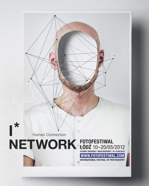 Fotofestiwal w Łodzi, plakat (źródło: materiały prasowe)