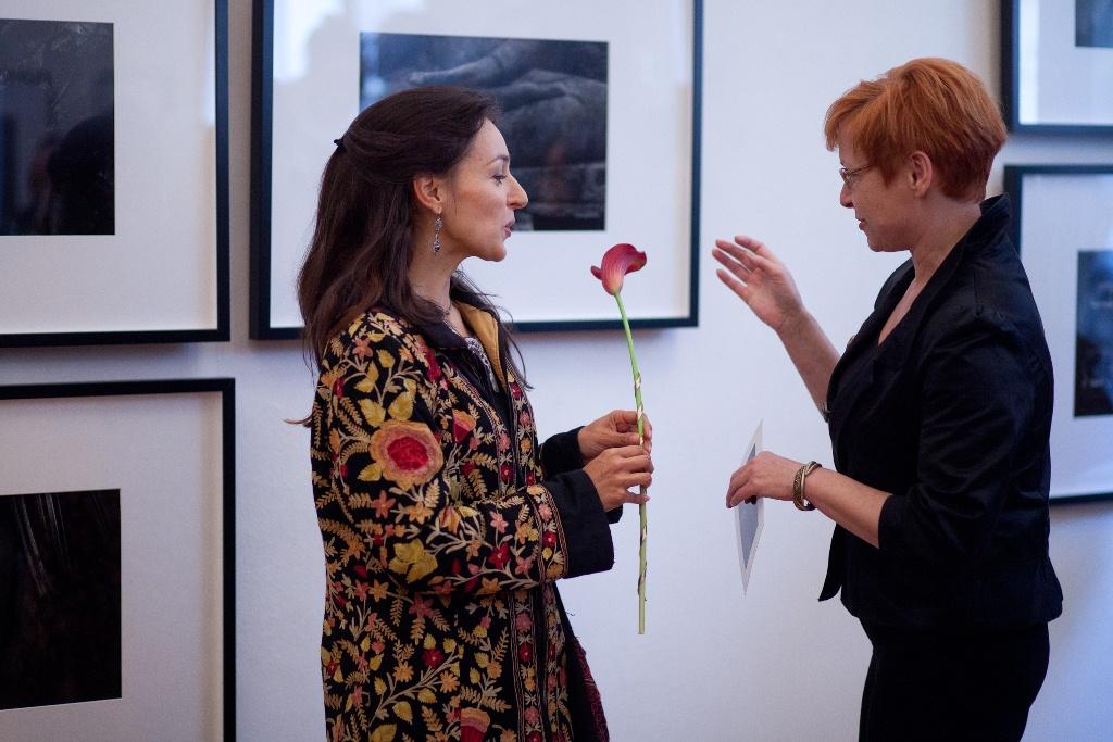 Fotofestiwal 2011: Patrząc / Looking (2010), Anita Andrzejewska, fot. Joanna Swiderska (źródło: materiały prasowe)