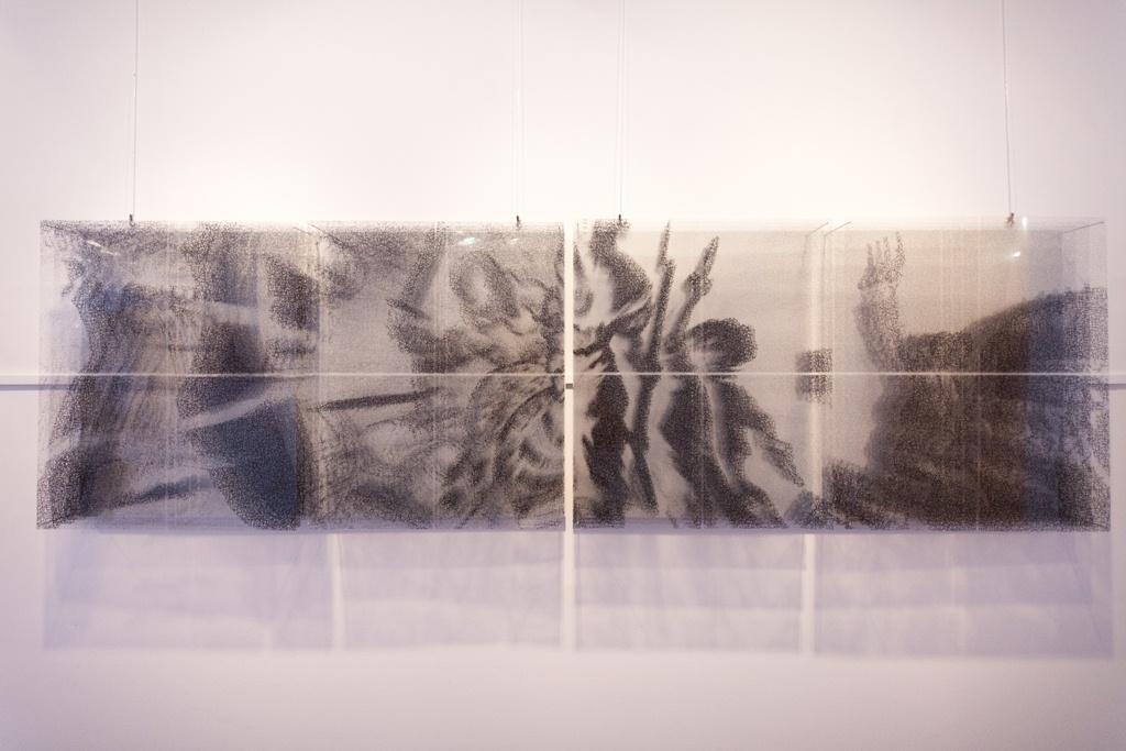Fotofestiwal 2011: Krzysztof Cichosz, Fotoinstalacje wybrane / Selected Photo–Installations (1989–2008), fot. Joanna Swiderska (źródło: materiały prasowe)