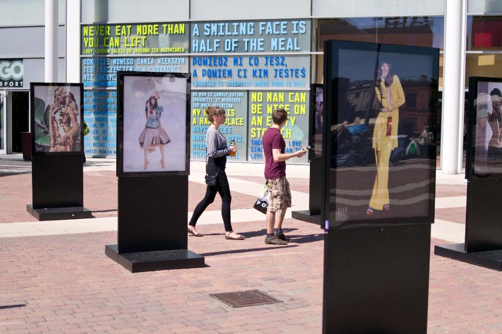 Fotofestiwal 2011: Fashion Flash. Moda w obiektywie Elle / Fashion Flash. Fashion in ELLE lens, fot. Joanna Swiderska (źródło: materiały prasowe)